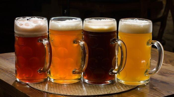 4. Бесплатное пиво