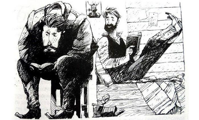 «Справочник Гименея» рассказ. Автор О. Генри