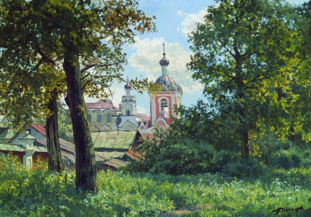 Картины художника Герасимова Андрея Викторовича