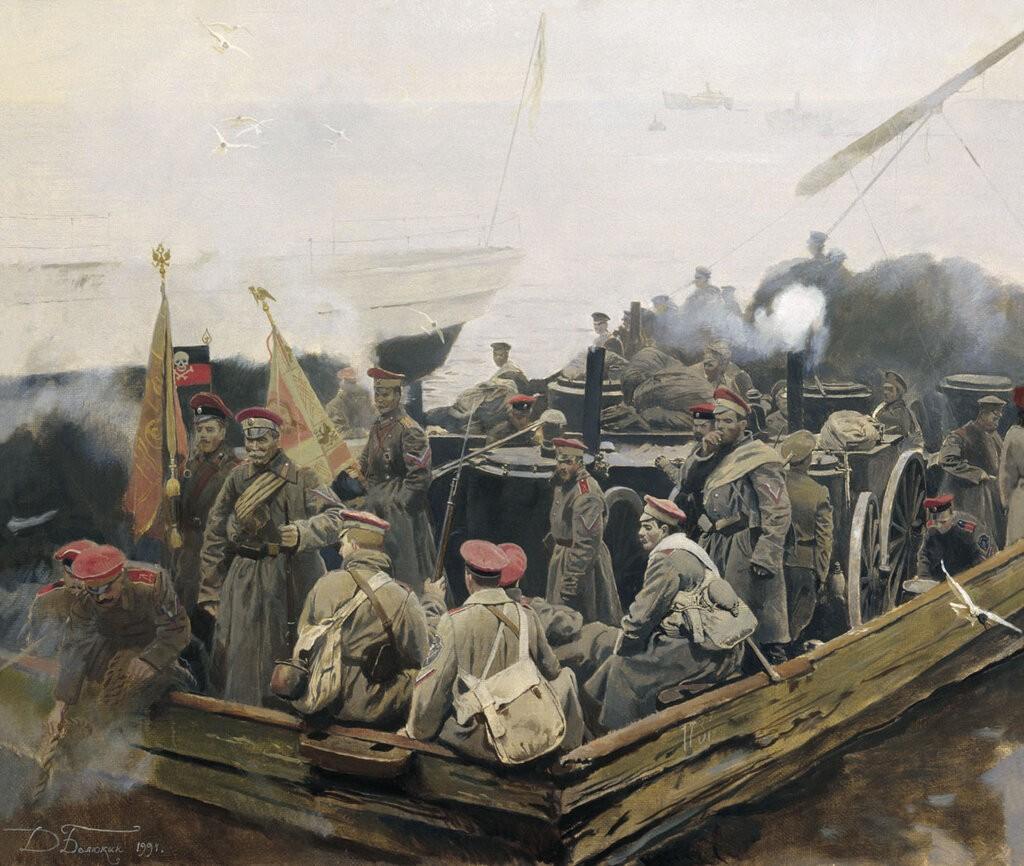 Картины художника БЕЛЮКИНА Дмитрия Анатольевича