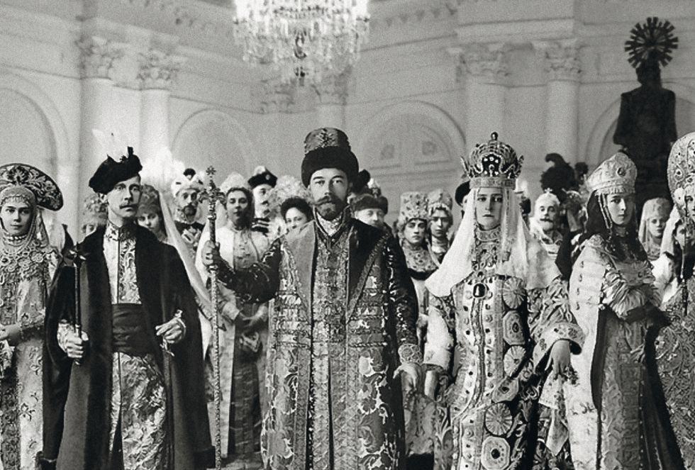 Дворцы для Царя - еще одно расследование от 1915-го