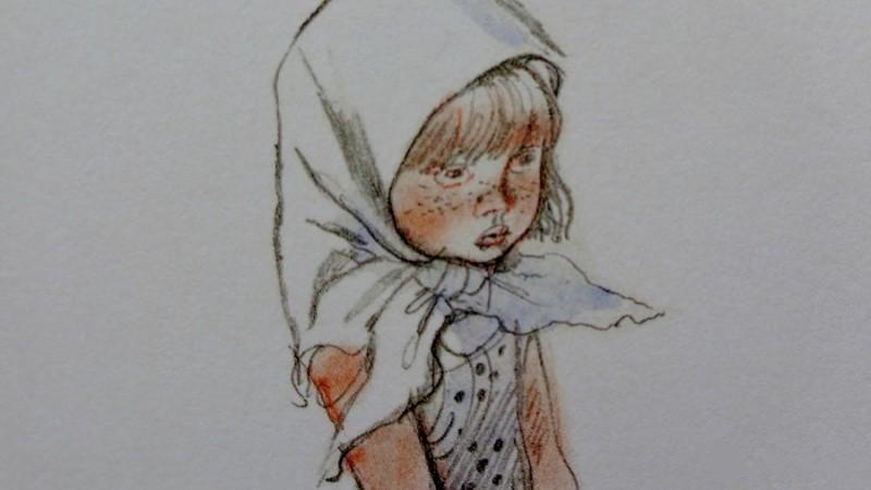 """""""Бабушкин сад"""" рассказ. Автор Константин Паустовский"""