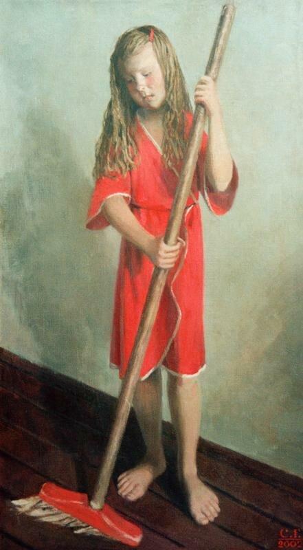 Картины художника ГАВРИЛЯЧЕНКО Сергея Александровича. Круг казачий
