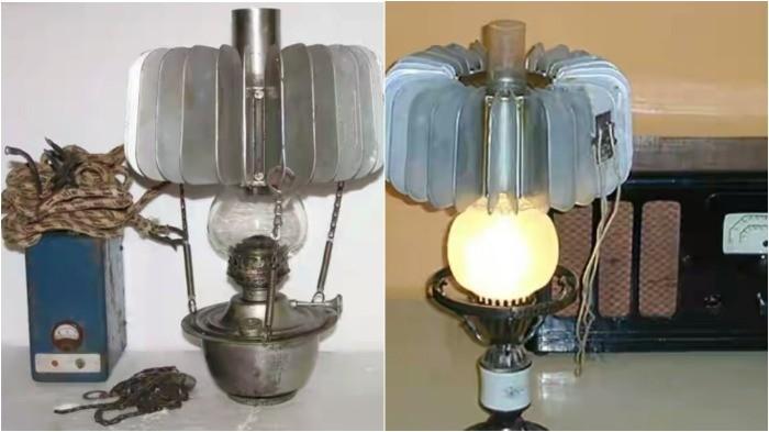 После окончания войны термогенераторы стали применять для питания бытовых радиоприемников /
