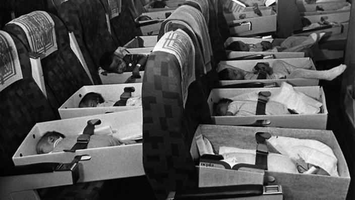 """Как американцы воровали вьетнамских детей: Операция """"Babylift"""""""