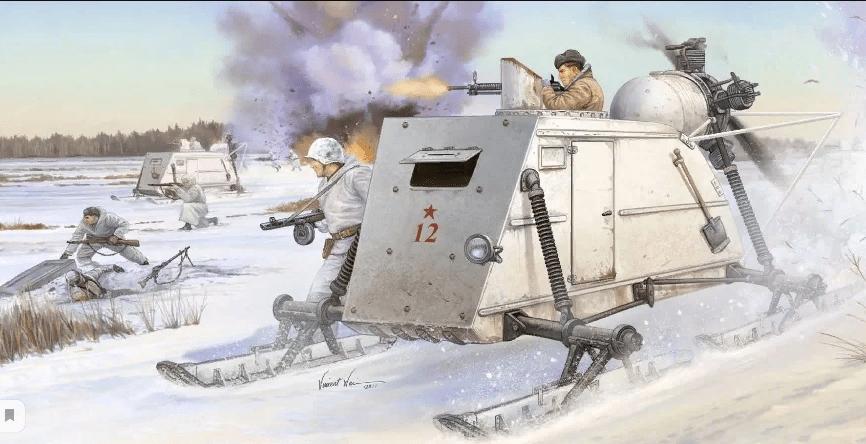"""Немцы называли их """"Белые призраки"""". 20 советских суперсолдат ГРОМИЛИ немецкие тылы и уходили без следа..."""