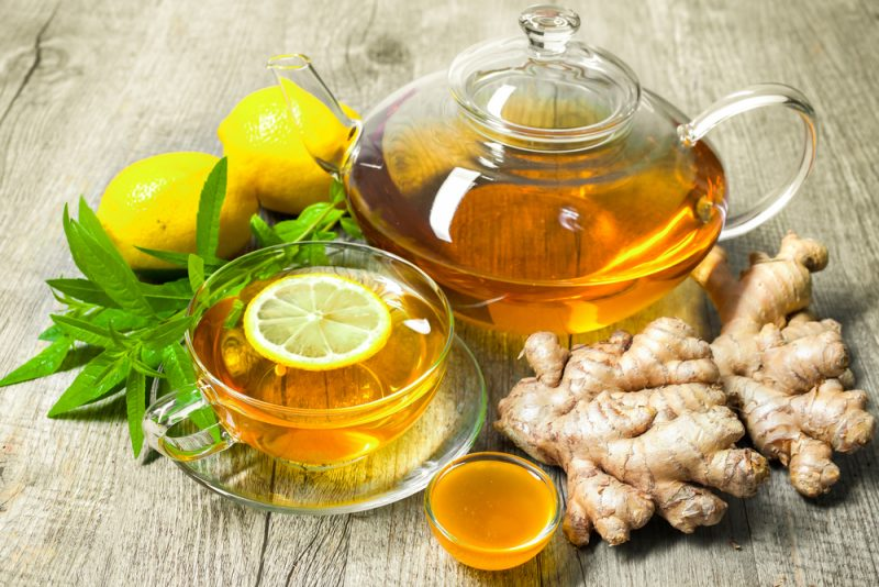 Имбирный чай: от всех болезней