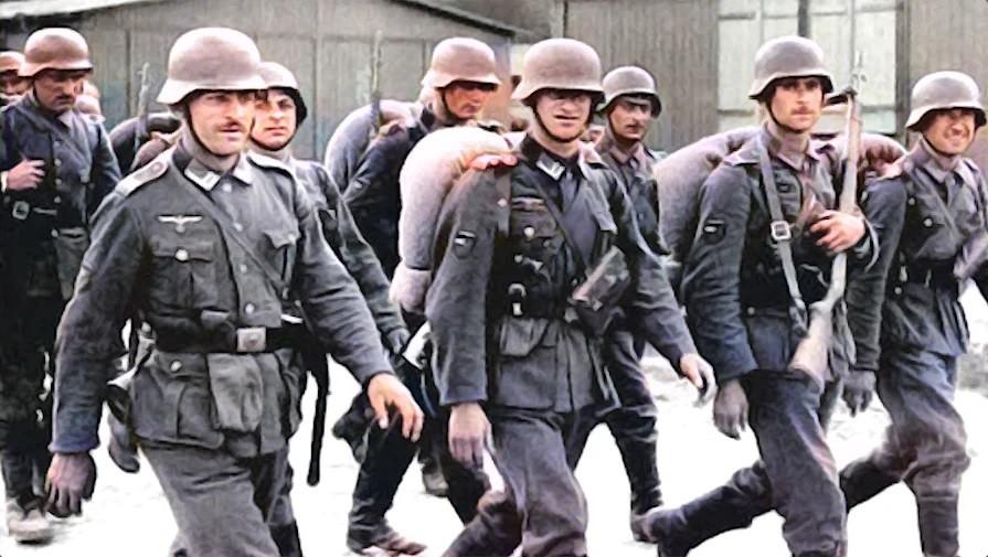 Грузины в составе вермахта: Чем отличился 822-й пехотный батальон «Царица Тамара»