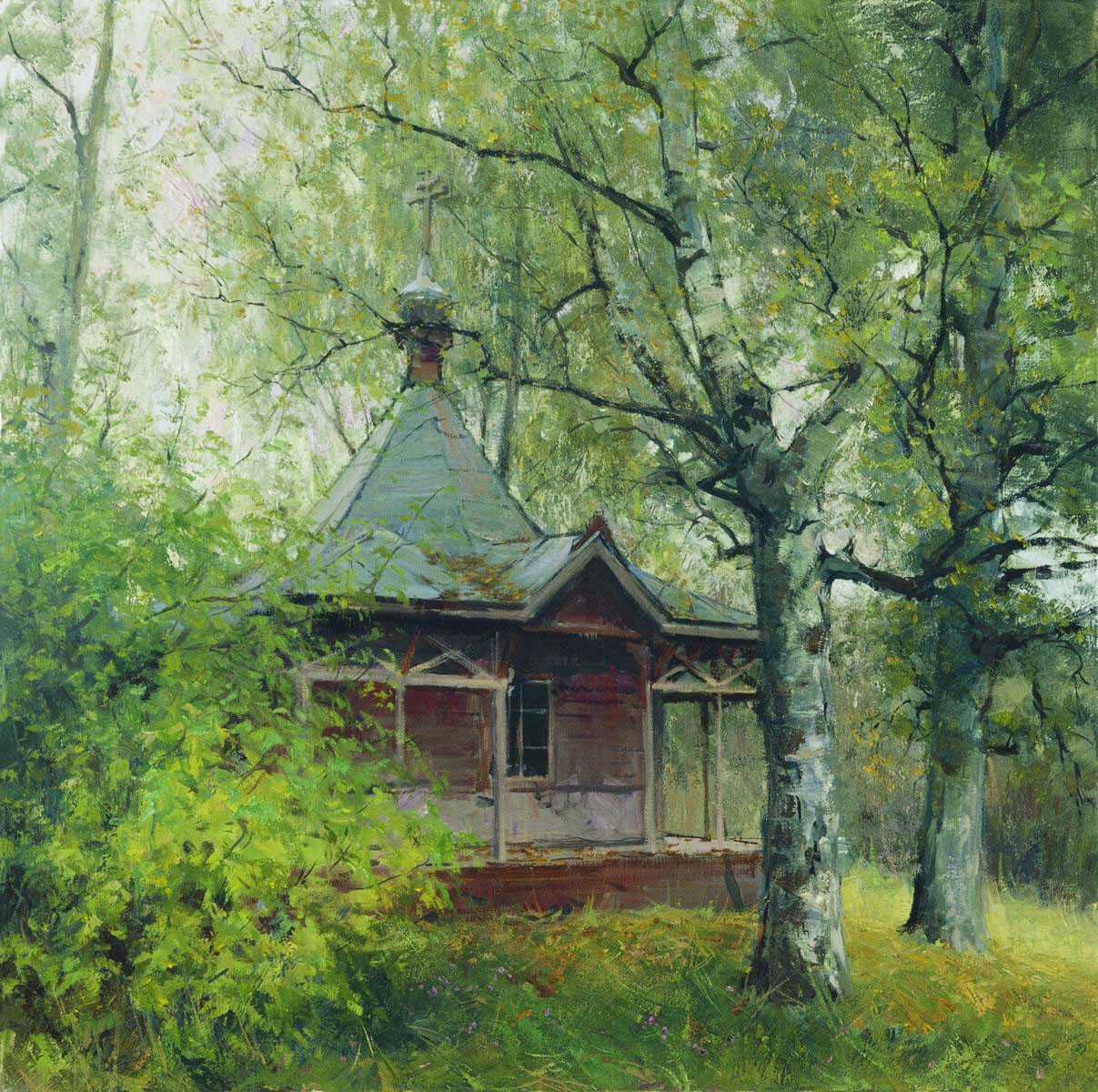 Картины художника Александра Косничева