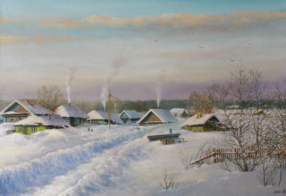 «Далекие зимние вечера» рассказ. Автор Василий Шукшин