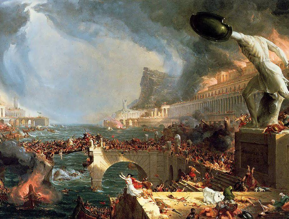 Кто уничтожил Александрийскую библиотеку