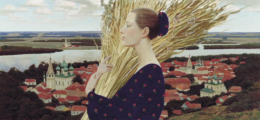 Картины художника РЕМНЁВА Андрея Владимировича