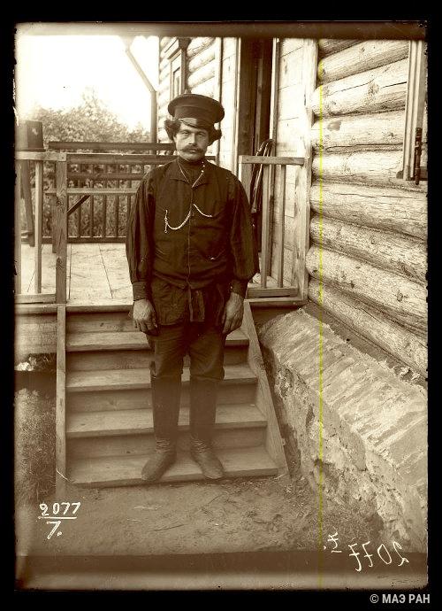 Русский. Милославский р-он, д. Рожня, Рязанская губ. Начало XX века