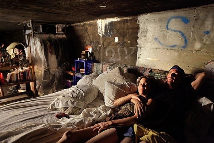 Дыра недели. Город бездомных в тоннелях под Лас-Вегасом