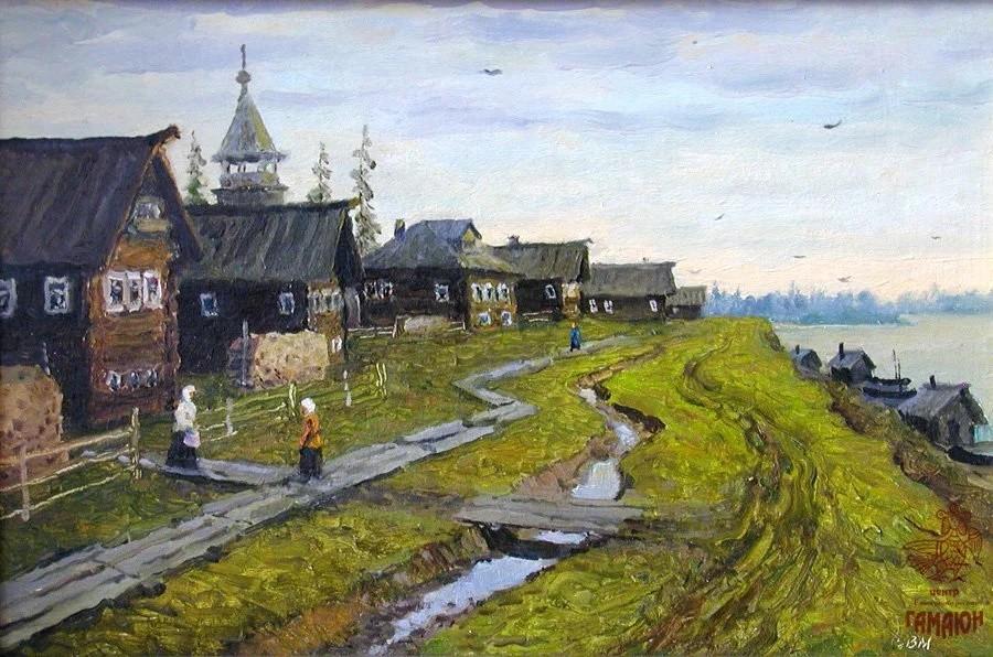 Картины Валентина Михайловича Ефремова
