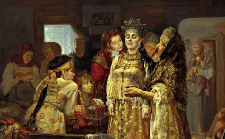 Художник-славянист Юрий Алексеевич Сергеев