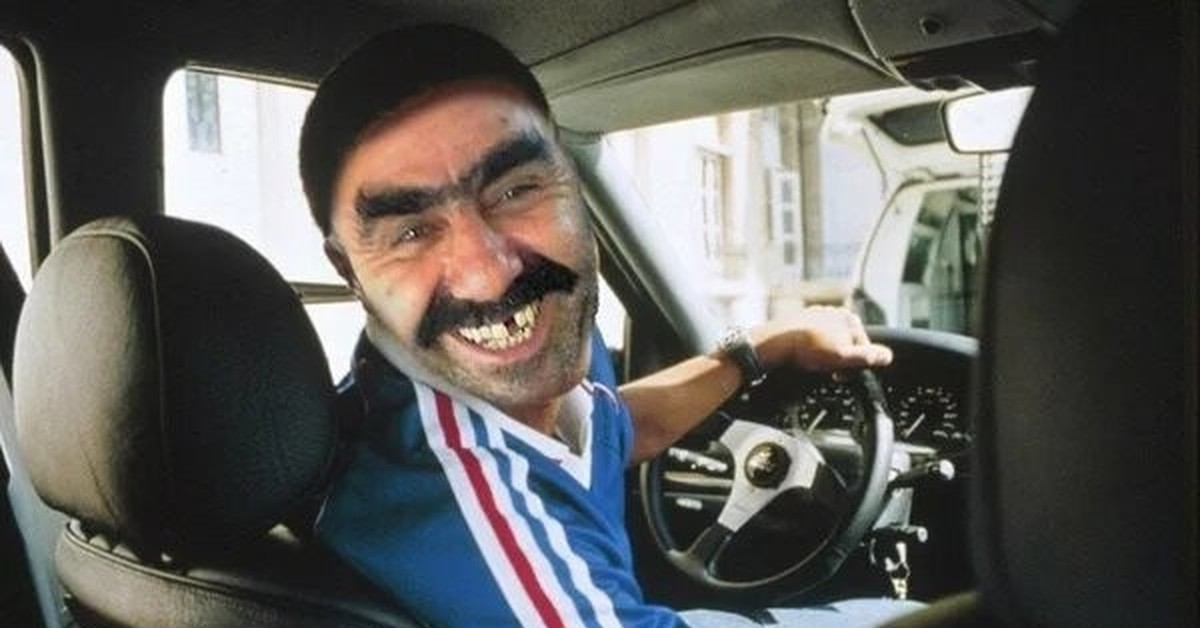 """Креативный таксист"" юмор байка"