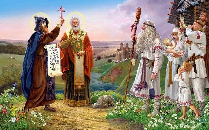 Русь при крещении не делала выбора между Православием и Католичеством