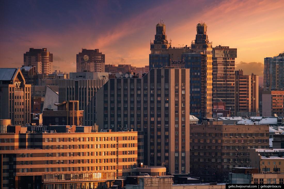 Зимний Новосибирск — 2021 (41 фото)