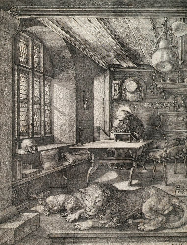 Загадки Дюрера: что зашифровал художник в своих работах