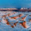 Чарские пески – самая северная и загадочная пустыня в мире (30 фото)