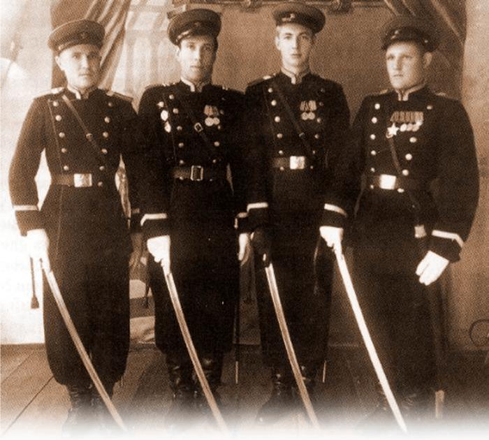 Униформа транспортной милиции МГБ СССР 1947-1953 гг.