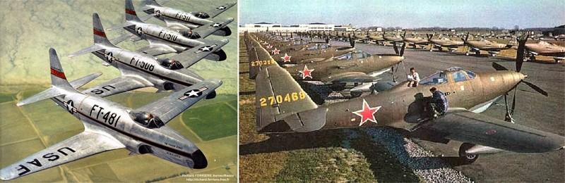 Почему США бомбили СССР в 1950 году