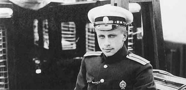 Штурман Рабоче-Крестьянского Красного Флота Колчак