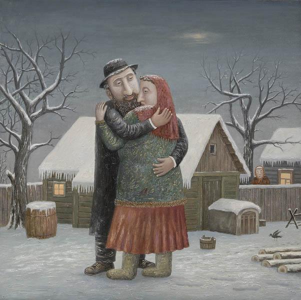Художник Владимир Любаров. Сказки для взрослых