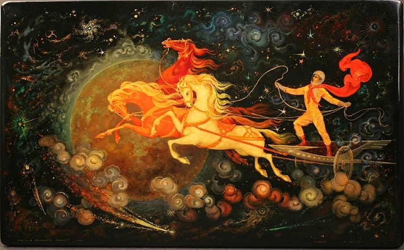 Постулаты космической философии К.Э. Циолковского