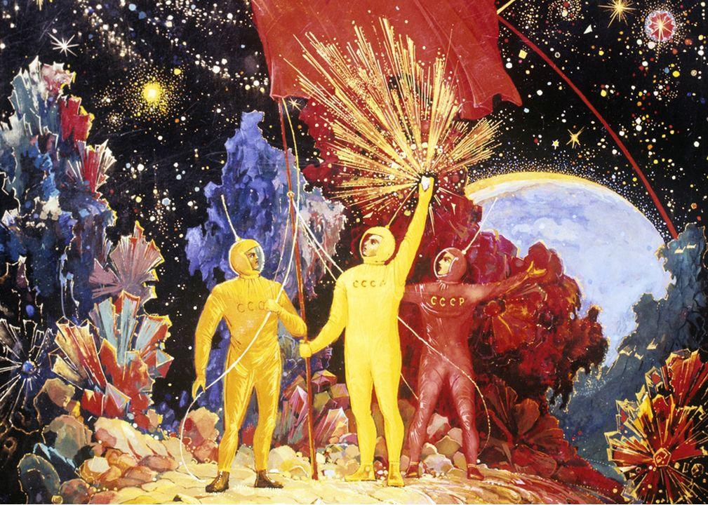 Русский космизм — это определенное направление русской философии обозначенное Николаем Фёдоровым