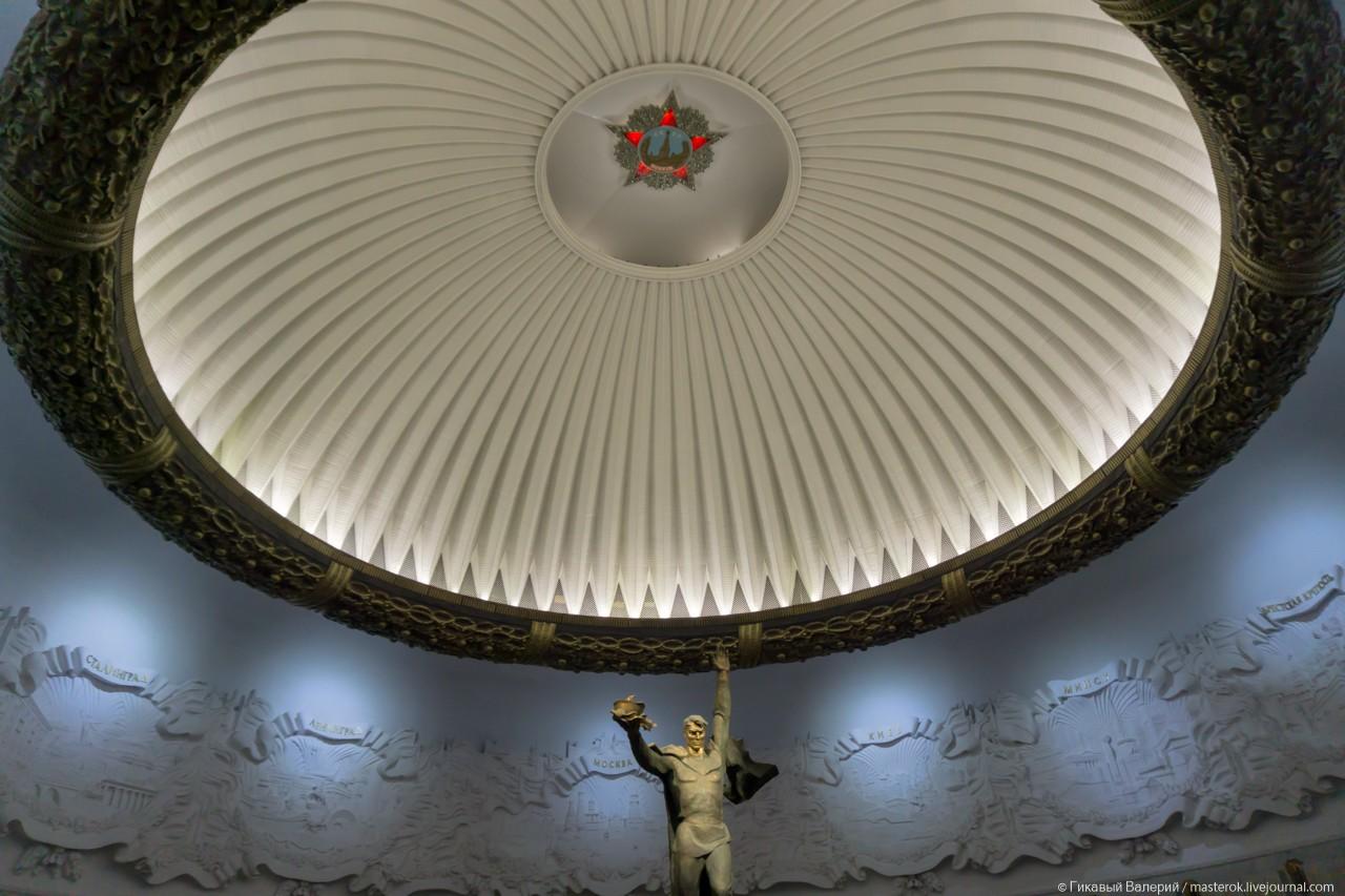 Самая крутая музейная экспозиция, которую я видел. Музей Победы на Поклонной горе