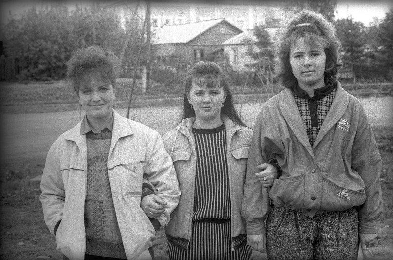 Фотография на память Виктор Ершов, 1989 год, Ивановская обл., МАММ/МДФ.