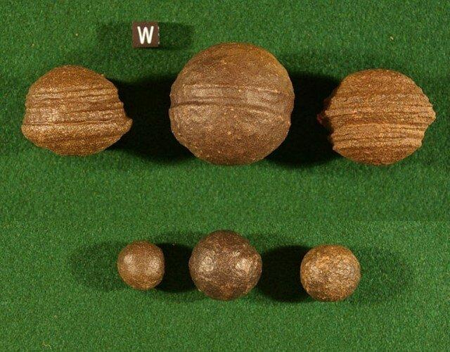 К началу XXI века было обнаружено не менее 200 сфер Клерксдорпа размером от 2,5 до 10 сантиметров.