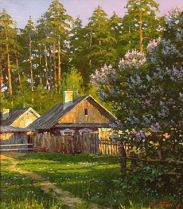 Под Тверью. Автор: Дмитрий Левин.