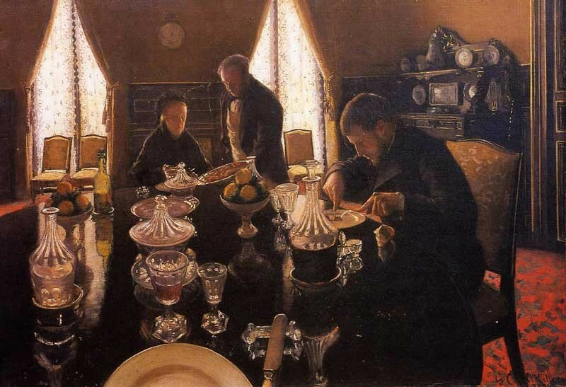 Luncheon  -  1876 - Private collection - Painting - oil on canvas.jpg
