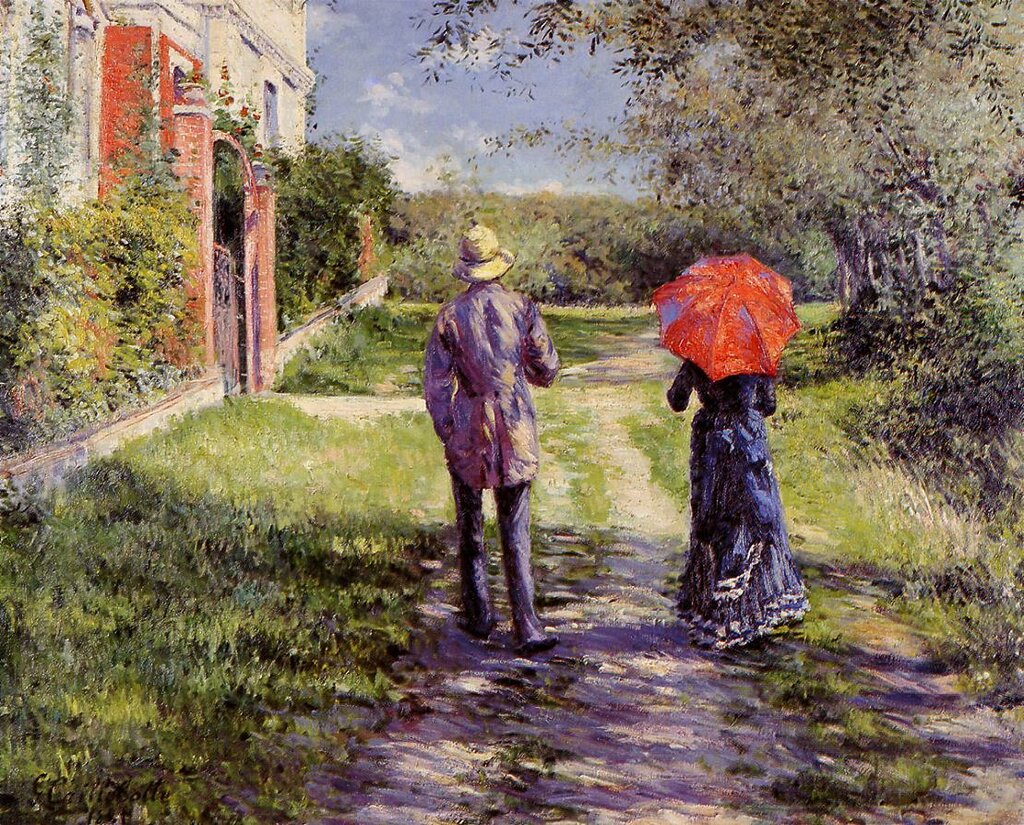 Rising Road  -  1881 - Private collection - Painting - oil on canvas.jpg