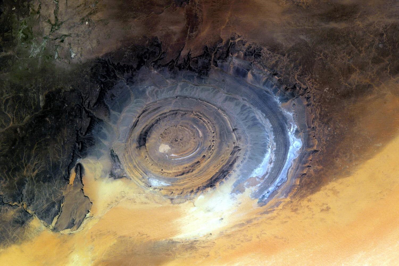 Загадка Ока Сахары или Структуры Ришат