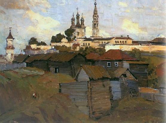 Бурак Александр Филиппович - Таватуй. 1955