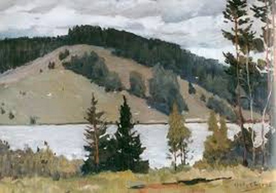Бурак Александр Филиппович - Река Каменка