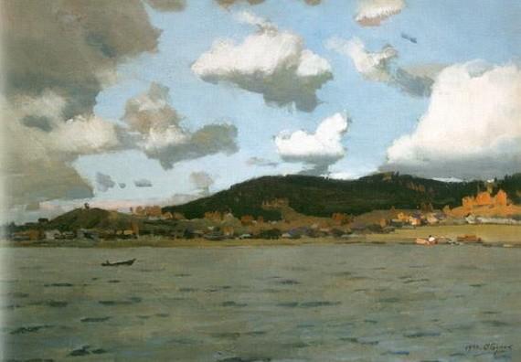 Бурак Александр Филиппович -  Озеро Таватуй