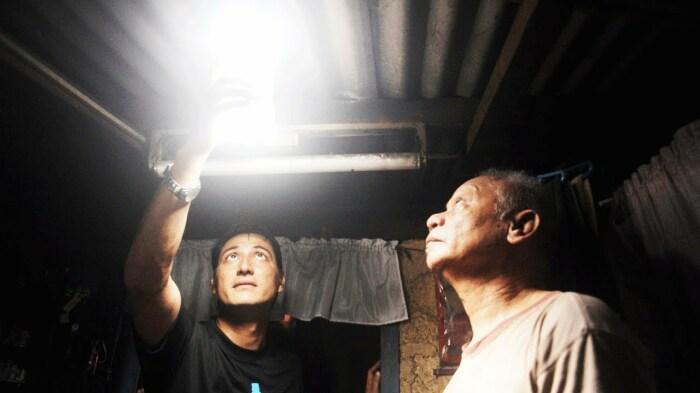 Лампочка, которая не требует электричества
