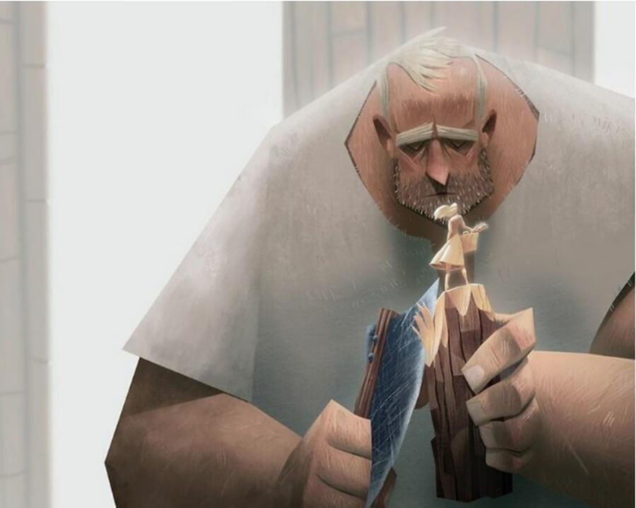 Художник Том Бут: любовь и смерть в одном сюжете