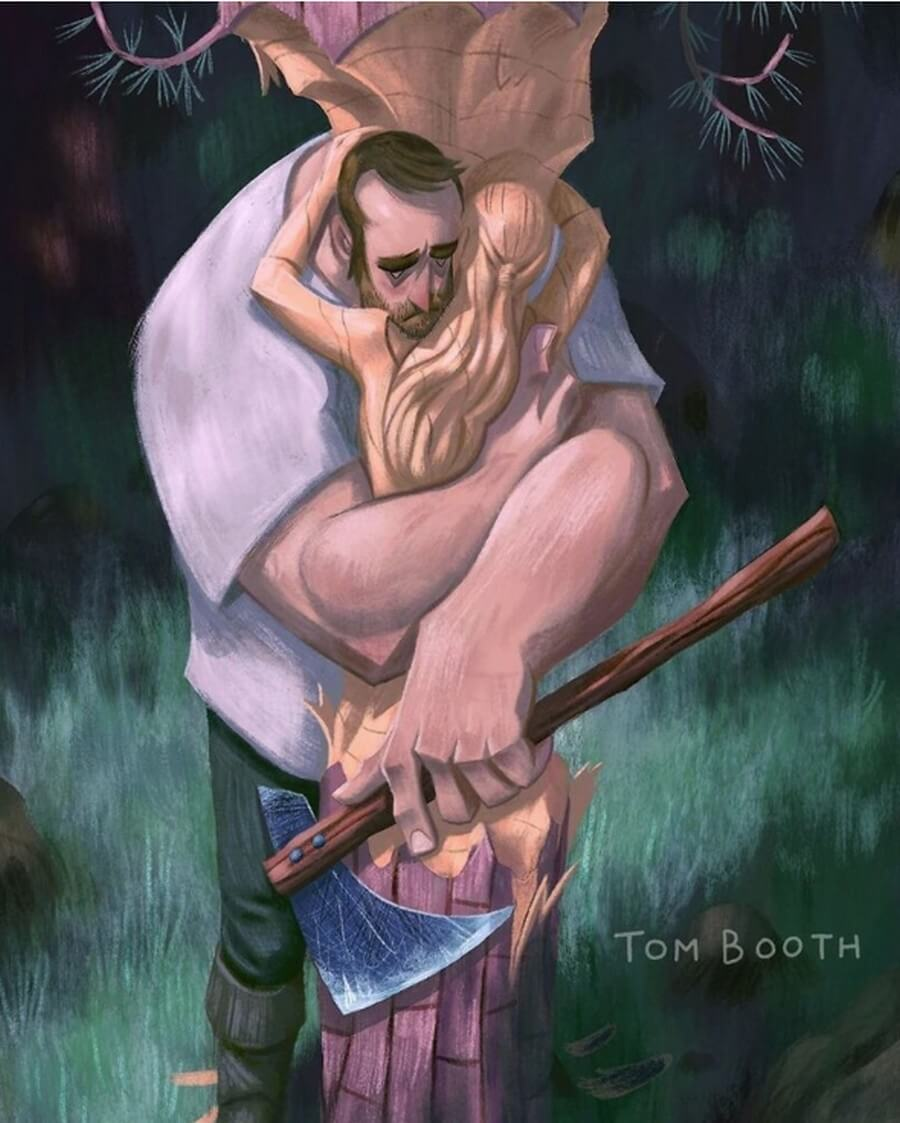 Том Бут: любовь и смерть в одном сюжете