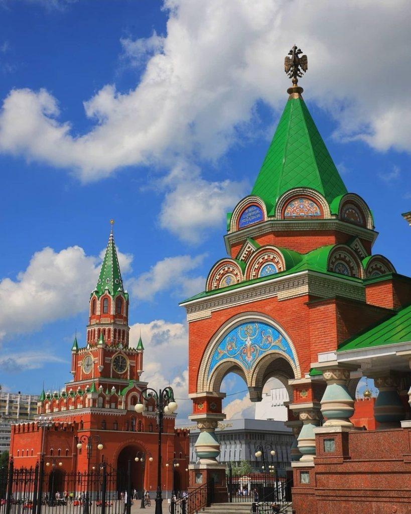 Самый молодой кремль России: чудо 21 века