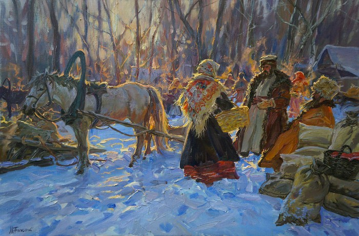 maksim-fayustov__frosty-evening--1-thumb (700x461, 500Kb)