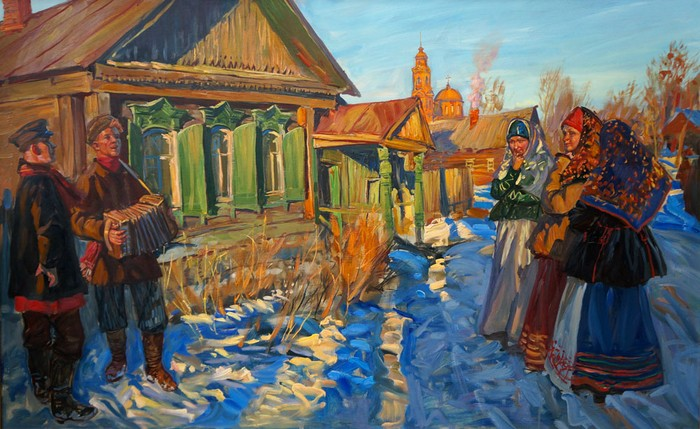maksim-fayustov__rural-holiday--1-thumb (700x429, 469Kb)