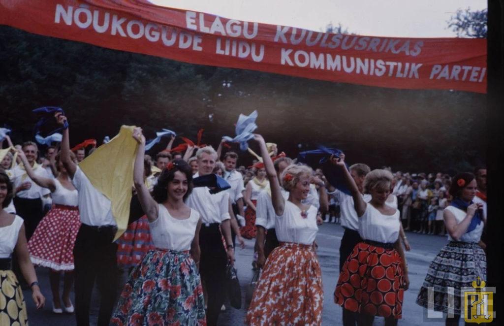 Эстония живет наследием «советской оккупации»: доказано цифрами
