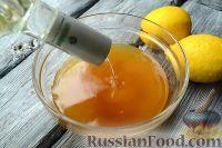 Фото приготовления рецепта: Медовая настойка (медовуха на водке) - шаг №2