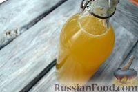 Фото приготовления рецепта: Медовая настойка (медовуха на водке) - шаг №6